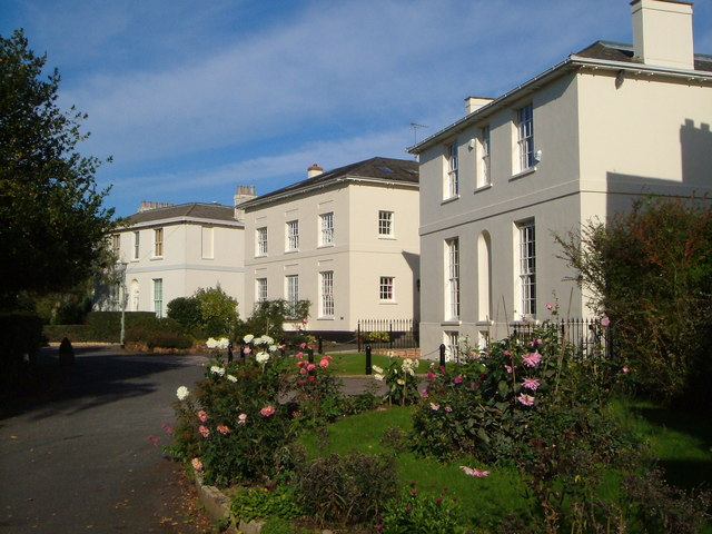 Baring Crescent, Exeter