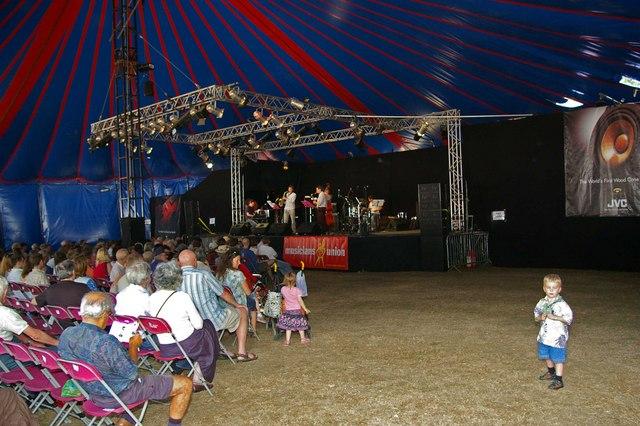 Inside Ealing Jazz
