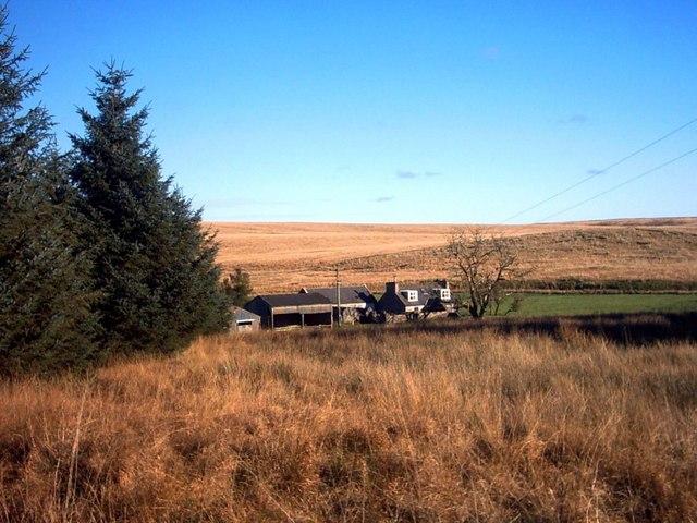 Dalnigap Farm, near Stranraer
