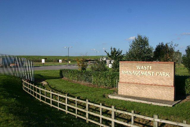 Cambridge Waste Management Park