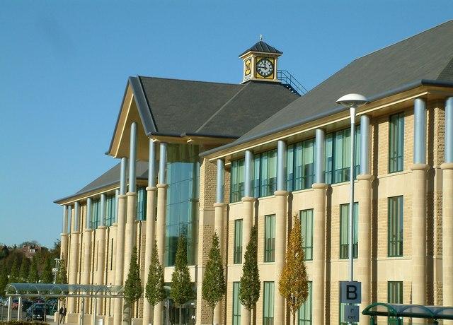 Hilmore House, Gain Lane - Morrisons HQ