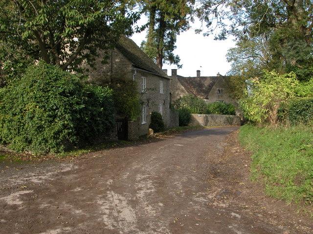 Upper Barton End