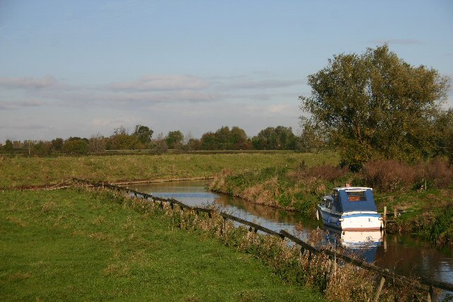 River Great Ouse at Chear Fen