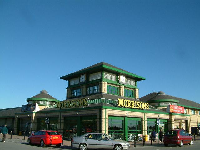 Morrisons Store, Thornbury