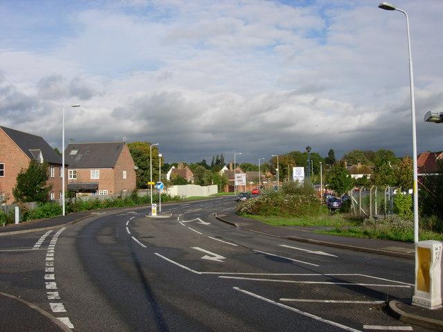 The new Edenbridge Bypass