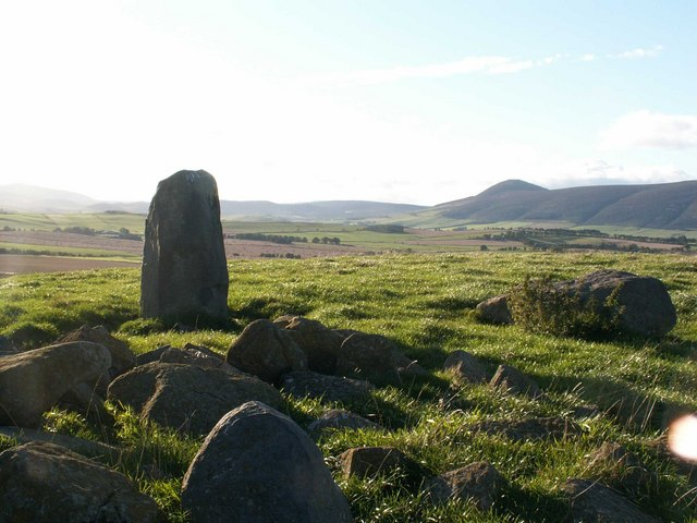 Ardlair Stone Circle