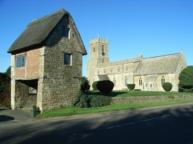 Church of Saints Peter and Paul, Long Compton.
