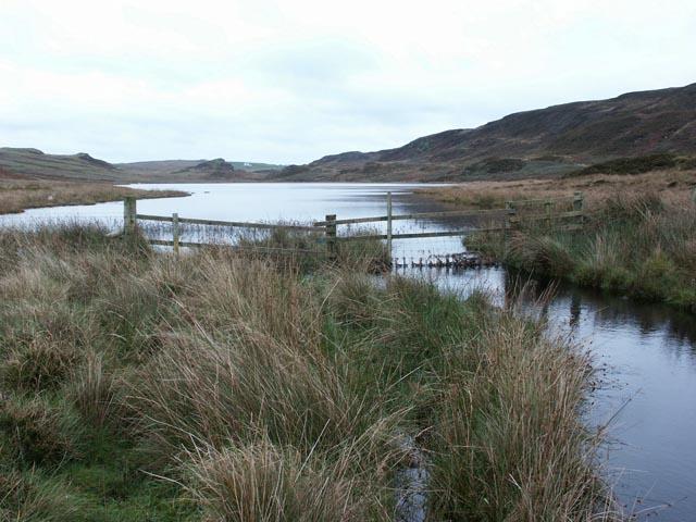 Glenastle Loch, Islay