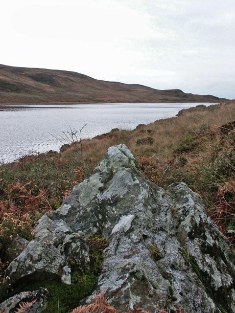 Lower Glenastle Loch, Islay