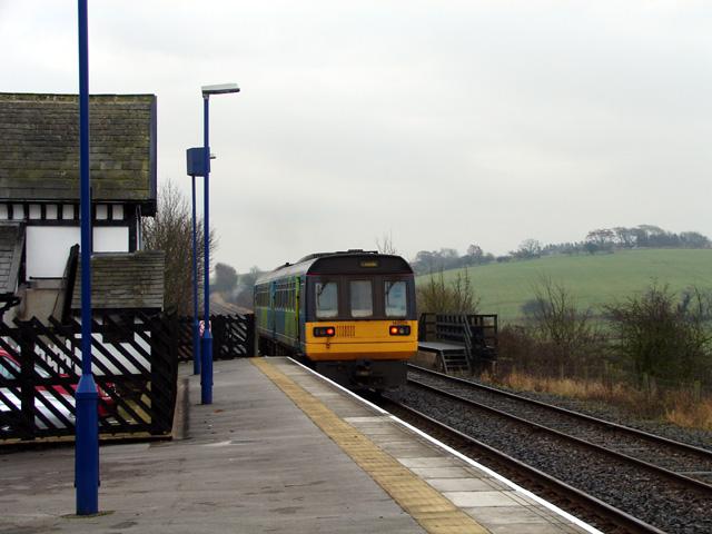 Clapham Station