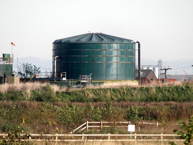Barton Upon Humber Sewage Works