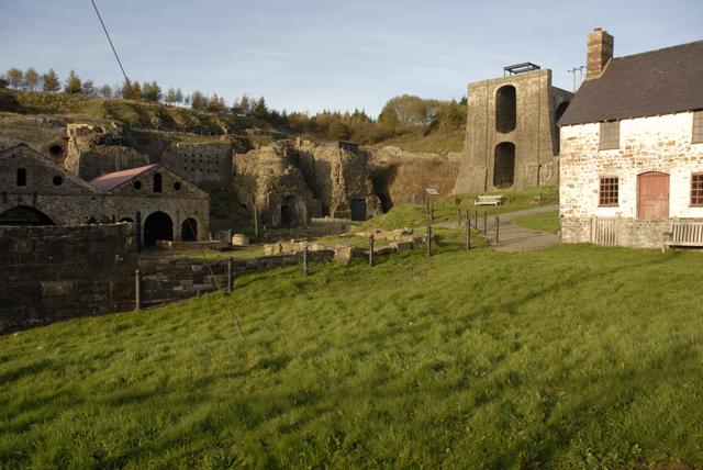 Blaenavon Ironworks Site