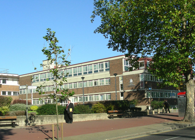 Romford Police Station