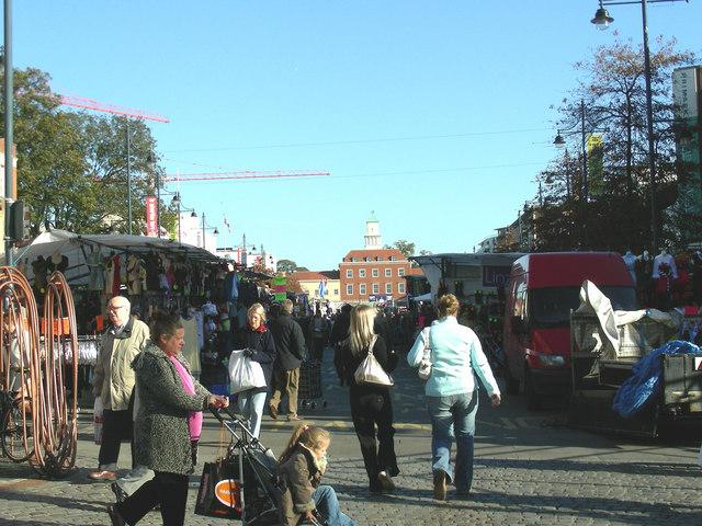 Romford - Marketplace