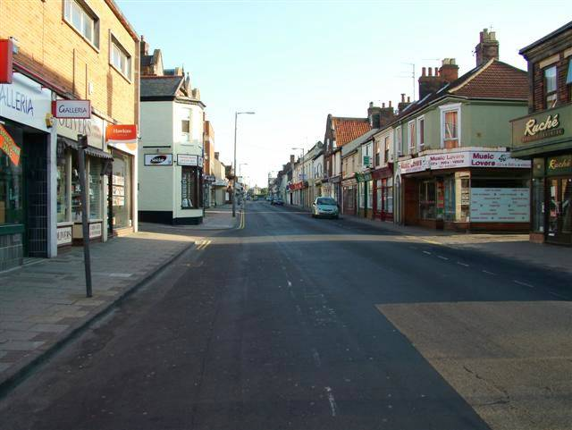 Gorleston High Street