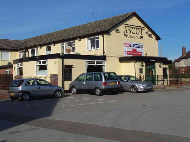 The Ascot Tavern, Cannock