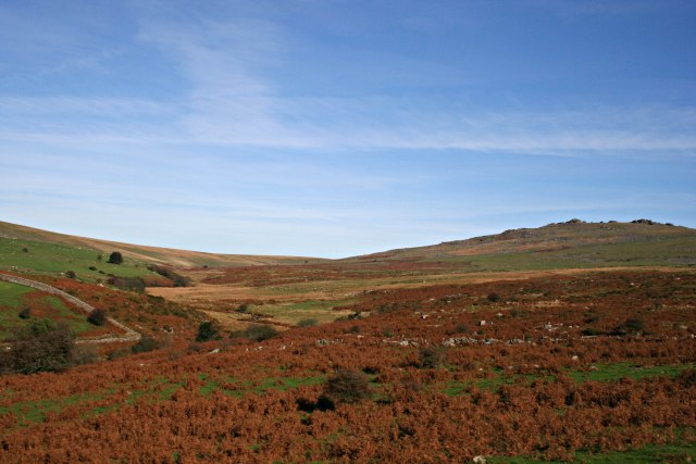 River Walkham Valley on Dartmoor