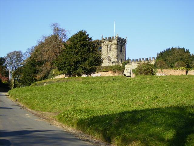 St Cuthbert's Church Crayke