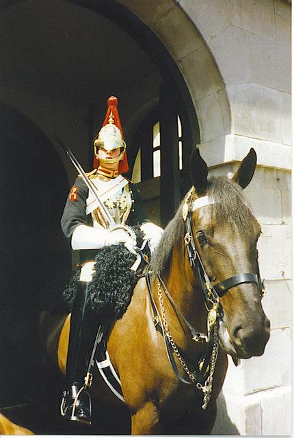 Horseguard, Whitehall