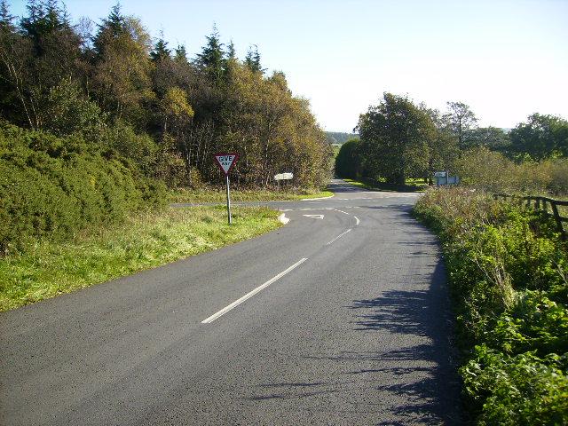 Crossroads at Grimston Grange