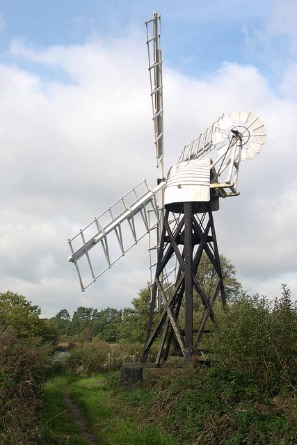 Boardman's Drainage Mill
