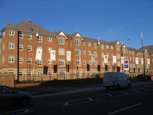 Eaton Place apartments, Birkenhead