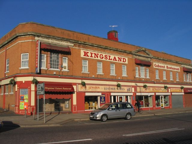 Kingsland Cabaret Restaurant, Birkenhead