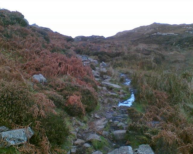 Path near Dock Tarn