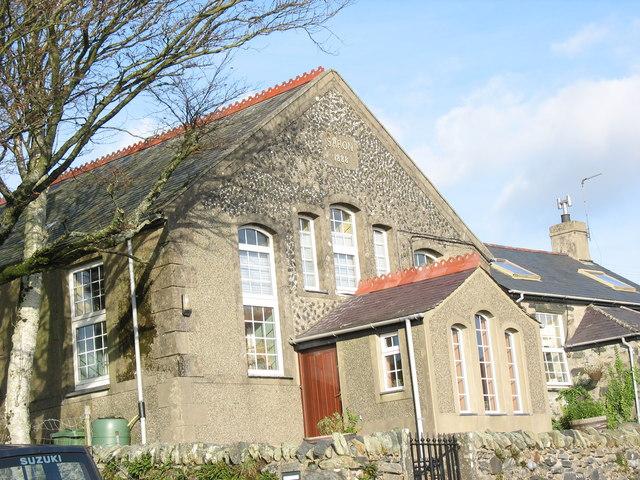 Capel Saron, Cwmystradllyn