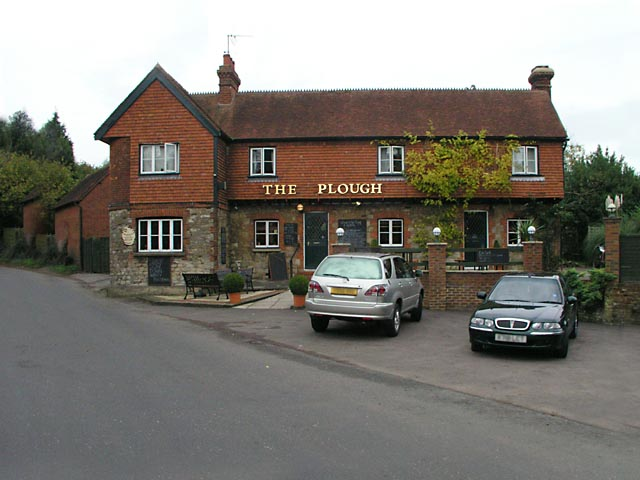 The Plough public House, Ivy Hatch