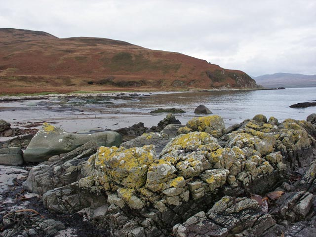 Bay near Proaig, Islay