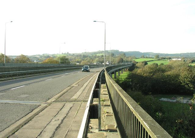 Cowbridge Bypass Viaduct