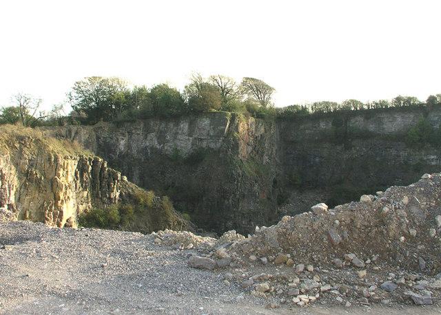 Pant y Ffynnon Quarry