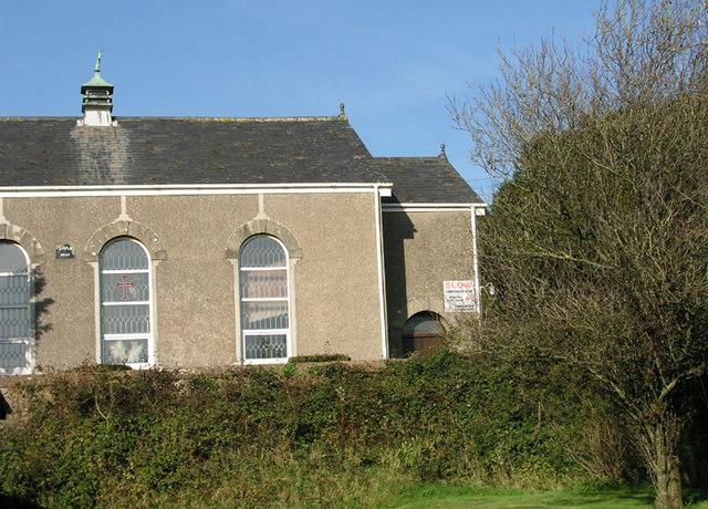 Zoar Presbyterian Chapel, Bonvilston
