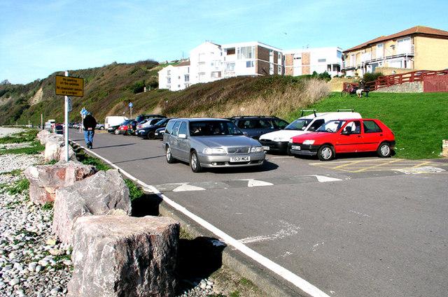Knap Terrace Car Park