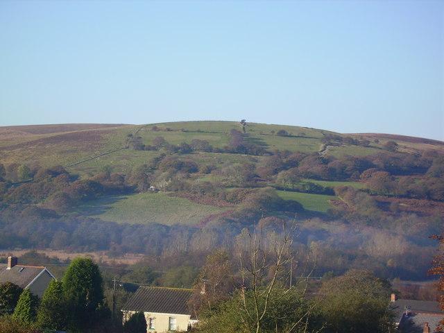 Gelli Fawr farm, Cwmgors