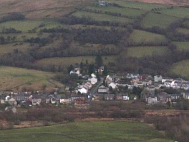 Llwyn road, Cwmgors