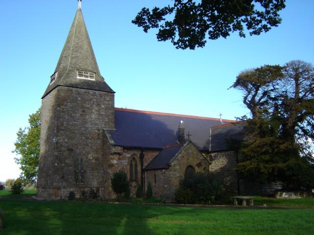 St Mary's Church, Nercwys