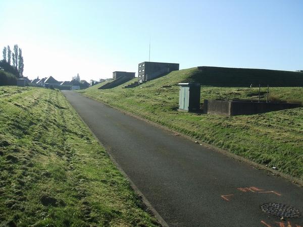 Storage Reservoir on Goldthorn Hill