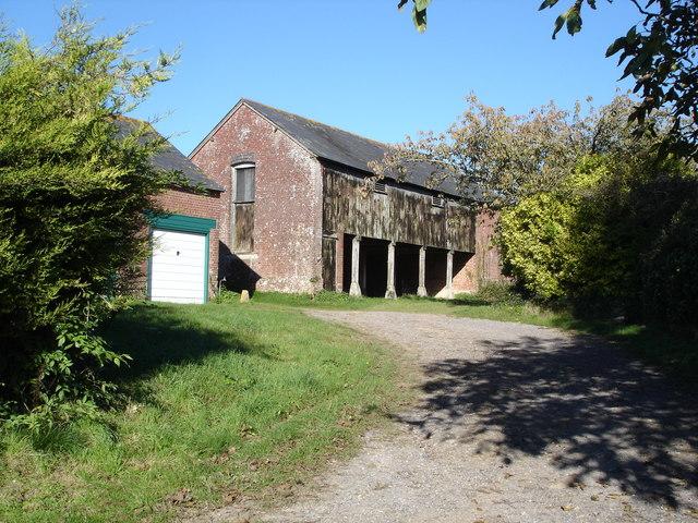 Lower Farm, Edmondsham