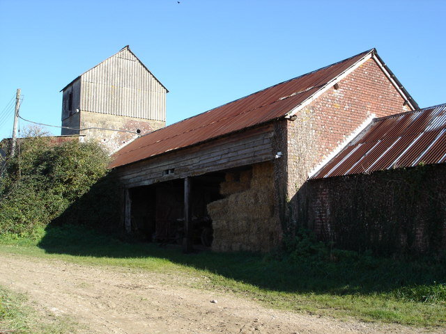 Lower Farm, Edmondsham