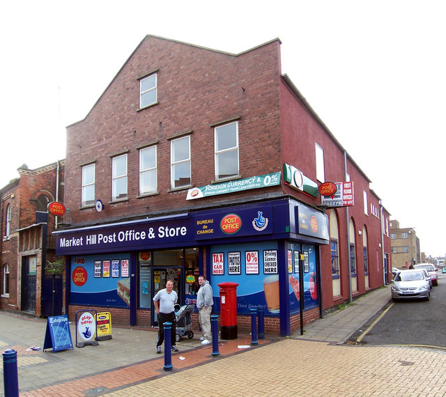 Market Hill Post Office & Store