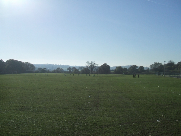 School Playing Fields