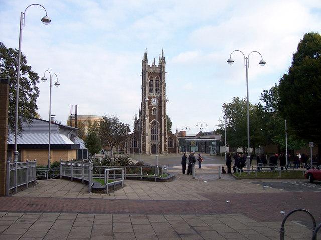 Church Square, Scunthorpe
