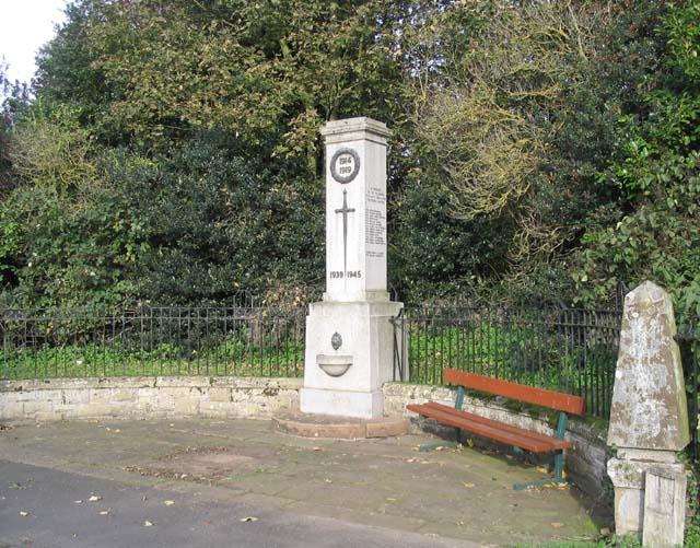 Ednam War Memorial