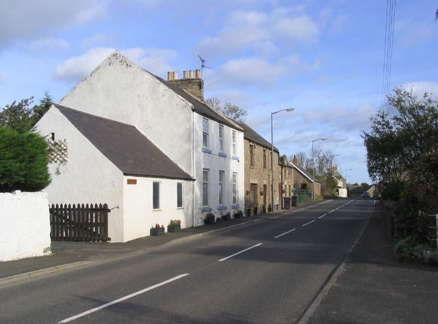 Birgham Village