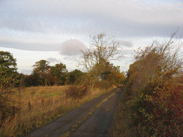 Road to Darnbogue