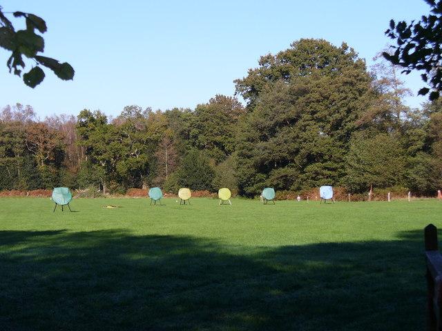 Field for Farnham Archers