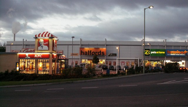 Shawlands Retail Park