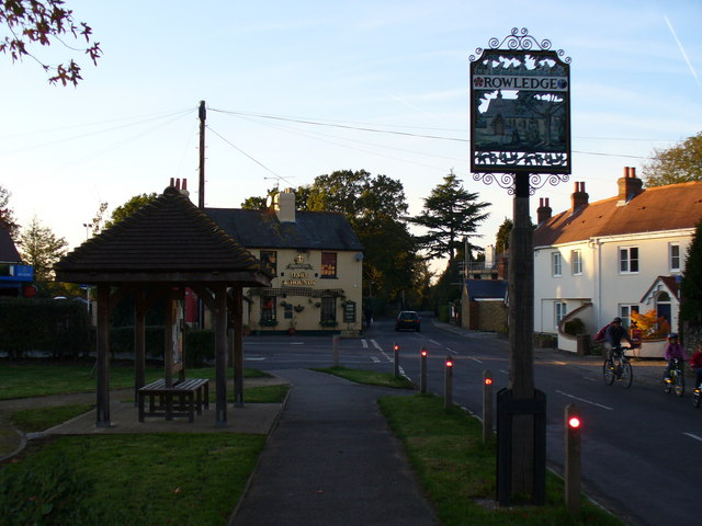 The Square, Rowledge